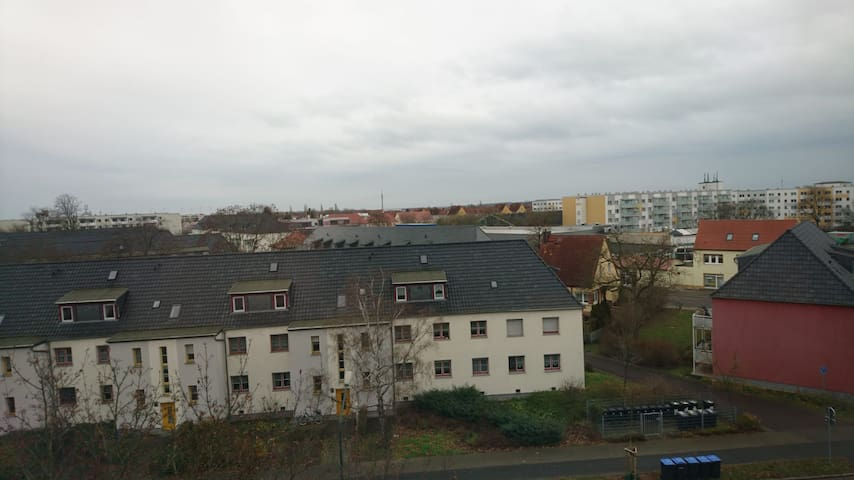 Ruhige Wohnung in Wittenberg für Familien