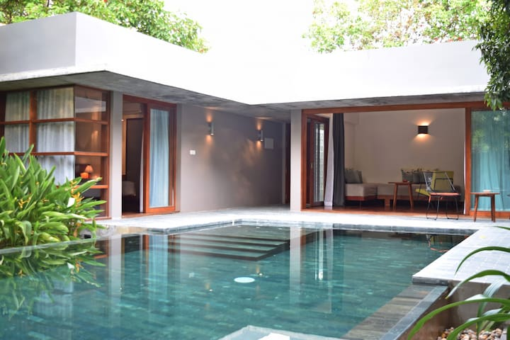 Wonderful pool suite in Angkor - Krong Siem Reap - Daire