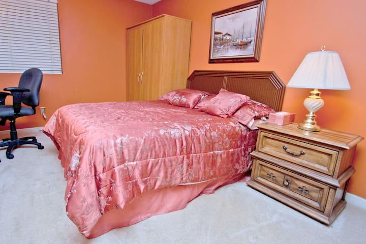 Cozy Room in Niagara - St. Catharines - Bed & Breakfast