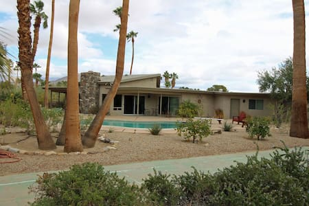 Home with Pool; DeAnza Country Club - Borrego Springs