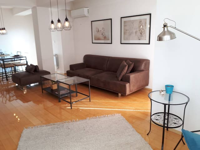 Cozy, bright and stylish Skopje centre apartment