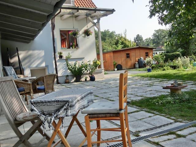 Unser Haus am grünen Berliner Stadtrand - Schönwalde-Glien - House