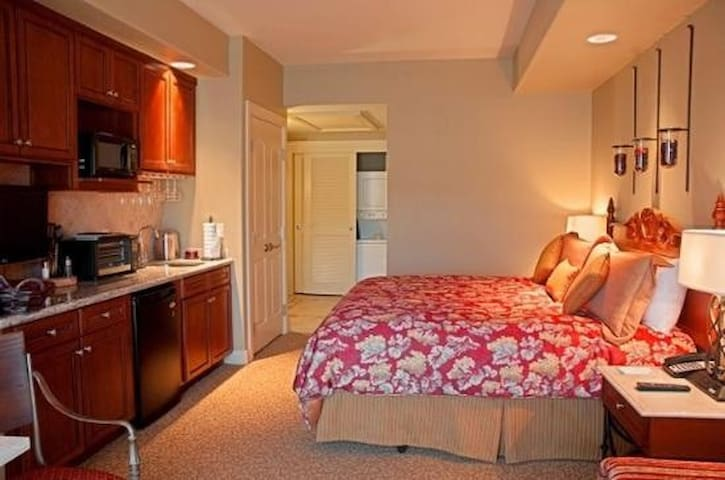 Studio Suite in Napa 4-Star Resort - Napa - Daire