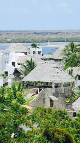 Madakani House - close to Shela Beach
