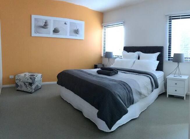 2nd Bedroom with ensuite bathroom