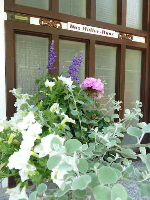 Das Müller-Haus am Sachsenwald