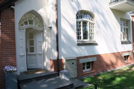 A beautiful typical Villa in Sopot - Zoppot