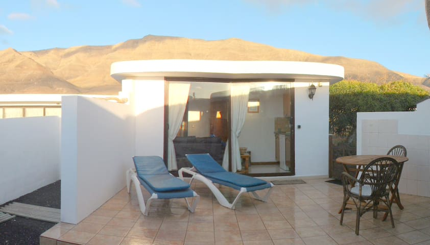 Famara one bedroomed apartment - Teguise - Appartement