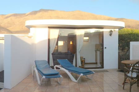 Famara one bedroom apartment - Teguise