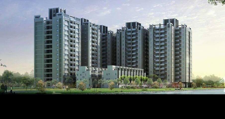 台中新天母,天天在青境 - 北屯區 - Appartement