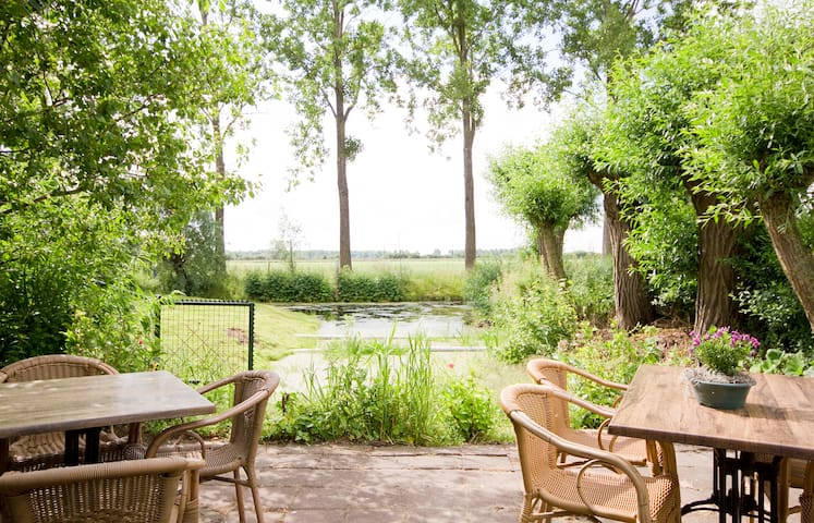 Family Room Centre of Holland 2 - Kockengen - Bed & Breakfast
