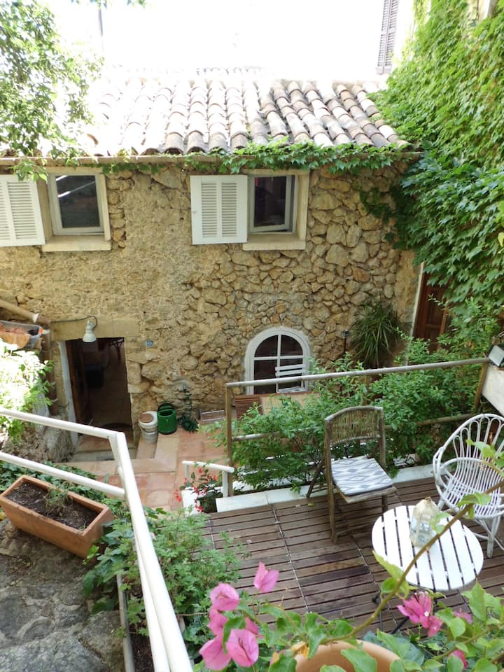 Charming townhouse in Pollenca