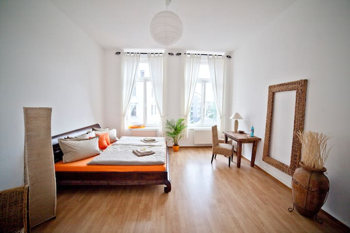 Nice Room - Town Center of Leipzig - Leipzig - Apartmen