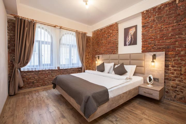 Superior Apartment Near to Galata Tower (for3per.)