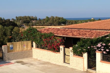House - 300 m from the beach - Torre di Bari - Casa