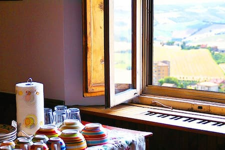 The Artist's House B&B- Guest House - Fermo