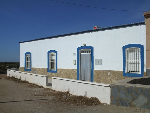 House: Natural Park in Cabo de Gata - Cabo de Gata - Casa