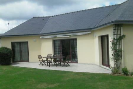 location saisonniére maison 115m² - Sulniac