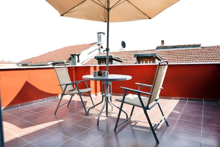 Sultanahmet-Studio Apt w/ Balcony A