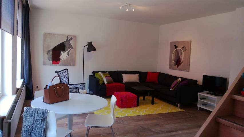 Beautiful apartment in the center - Rotterdam - Daire