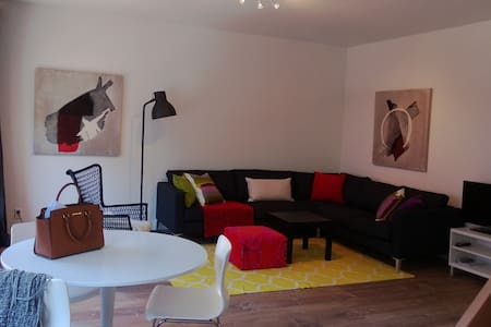 Beautiful apartment in the center - Rotterdam - Lakás