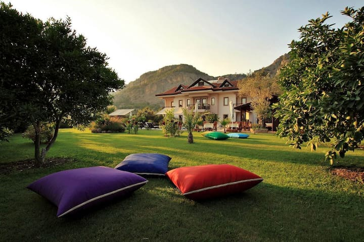 Gocek Arion Hotel Bed & Breakfast - Göcek - Bed & Breakfast