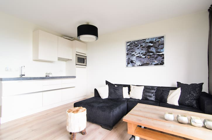 Appartement + parkingplace/garage - Amsterdã - Apartamento