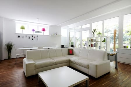 Luxury Garden Loft in Vienna Center - 維也納