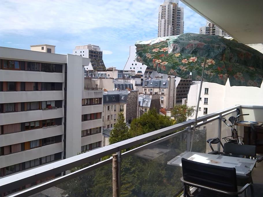 deuxième vue du balcon (orgues de Flandres)