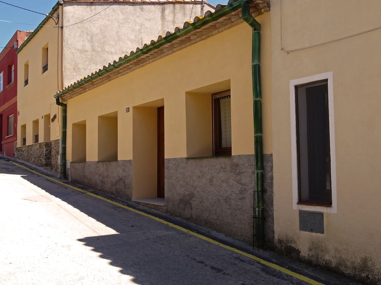 Access from the street