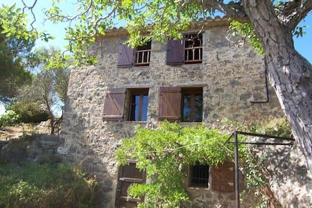 Le Refuge des Garrigues - Fraissé-des-Corbières - Casa