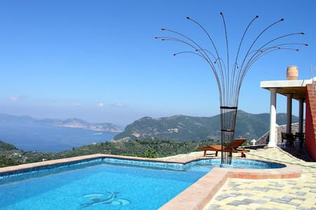 Villa Lithi magnificent sea view - Skopelos - Vila