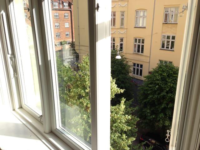 57 m2 2-room cosy flat Copenhagen