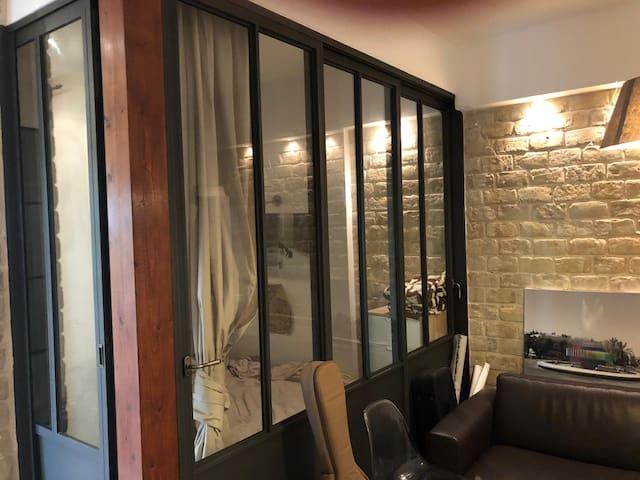 Lovely & styled, Ramat Gan - 4 p. - 2 bedrooms