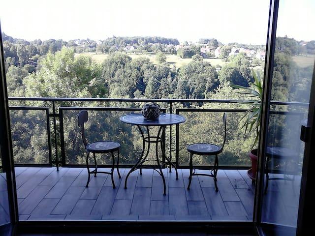 Appartement avec vue exceptionnelle