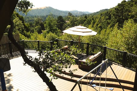 4bdrm Marin Retreat - Close to SF! - Kentfield - House