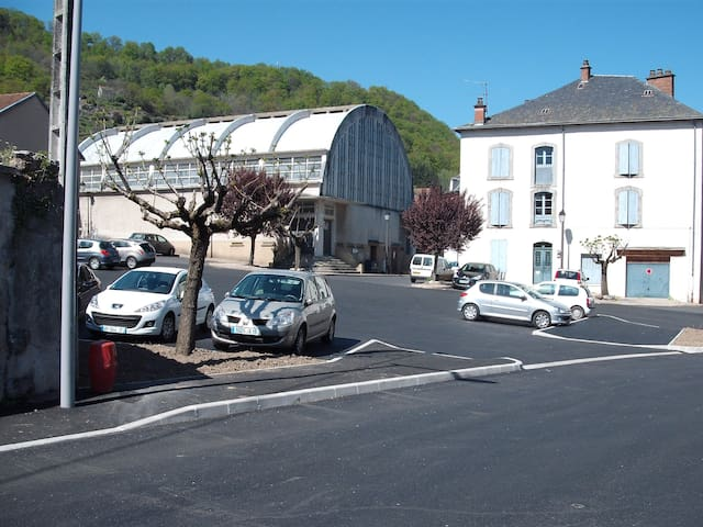 French Holiday Accommodation  - Bort-les-Orgues - Wohnung