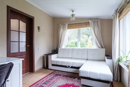 Квартира- студия  с садом - House