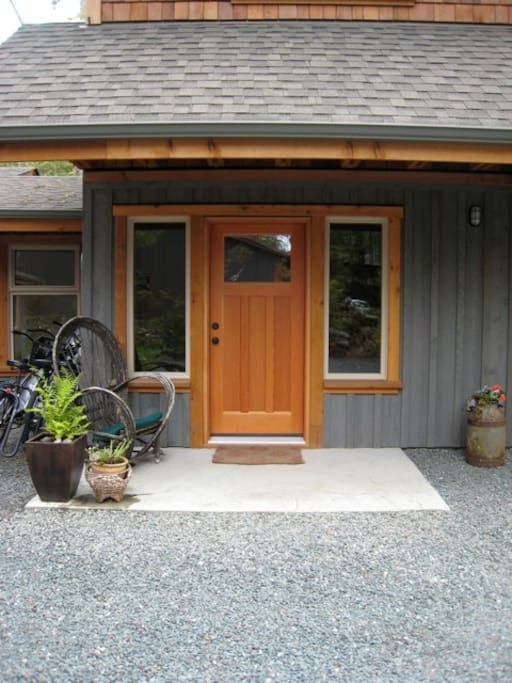 Cedar room entrance