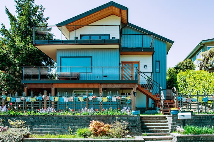 Peaceful West Seattle Retreat - Self-contained