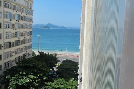 Copacabana the best area with view