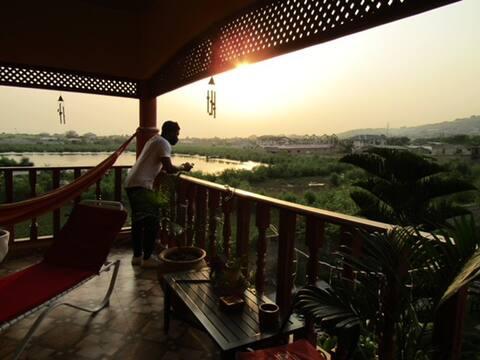 AfriCaribe Villa 1