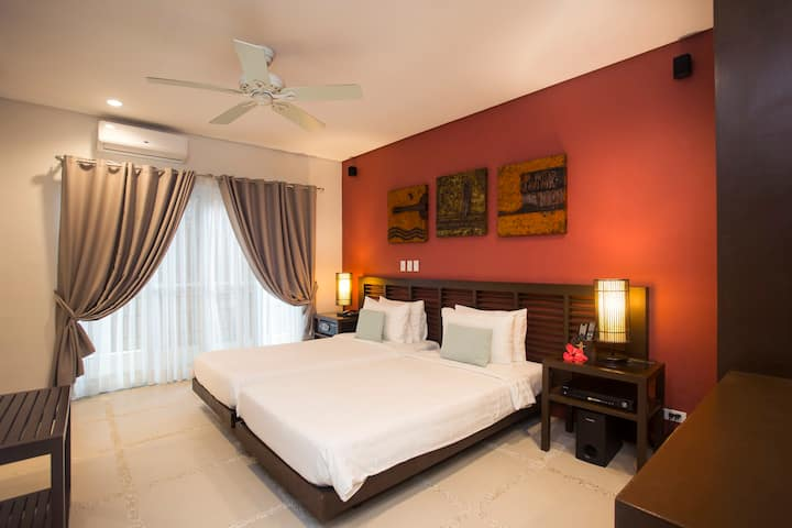 Superior Room in 4 star resort with swimming pool