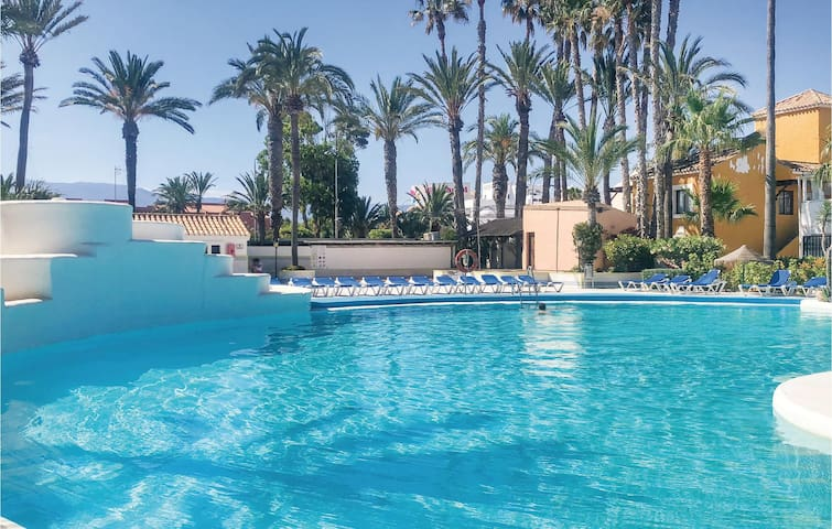 Holiday apartment with 1 room on 32m² in Roquetas de Mar