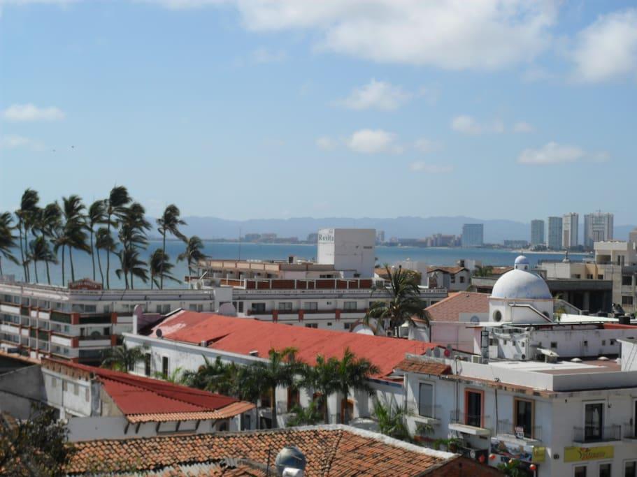 Vista desde Terraza / View from Terrace