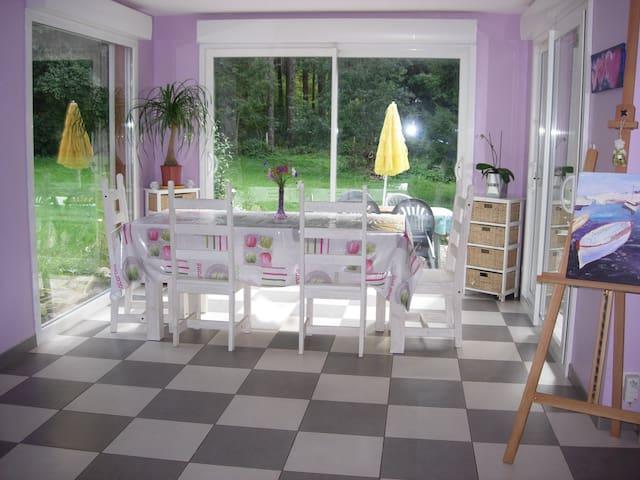 Jolie maison neuve ossature bois - Gérardmer - Haus