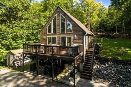 Lake House on Little Sebago
