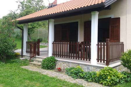 Villa Brkini-Couple's retreat - Pregarje - Haus