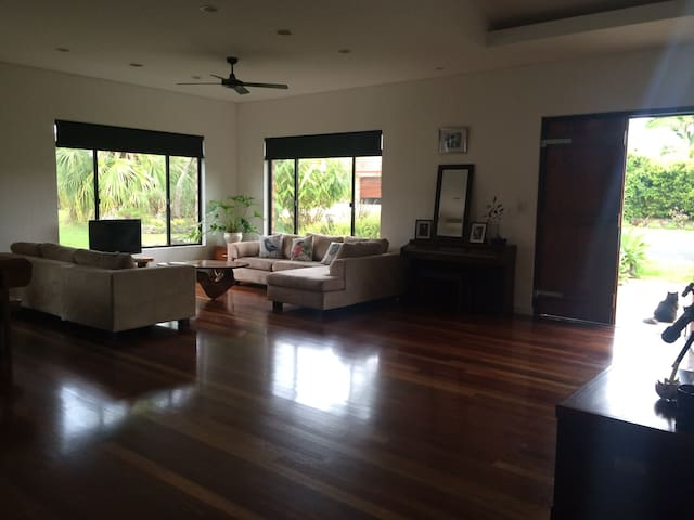 Christmas Holiday House in the Byron Shire - Ocean Shores - Hus