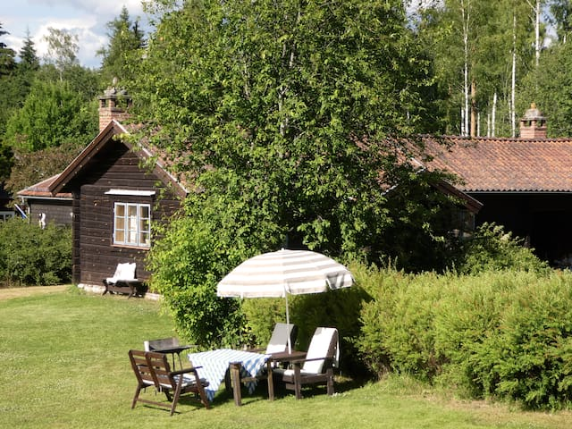 Comfortable cottage in Tällberg, close toSiljan